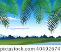 nature, landscape, vector 40492674