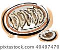 日本煎餃 食物 美食 40497470