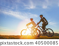 bike, couple, bicycle 40500085