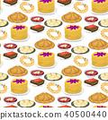 illustration, vector, food 40500440