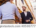 partners greeting handshake 40500777
