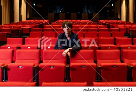 劇院 座位 坐 40501821