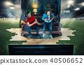 觀眾 聽眾 足球 40506652