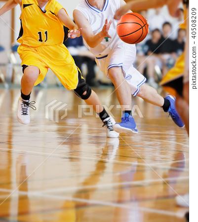 籃球比賽 40508209