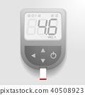 仪表 血液 血 40508923