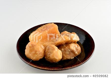 돼지 감자와 하비 주식 피클 40509082