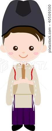 인물 직업 유니폼 (남성) 신주 40509300