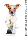 winner trophy  dog 40512369