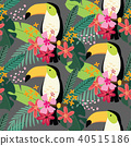 toucan, animal, beautiful 40515186