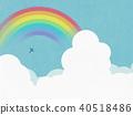 summer, cloud, clouds 40518486