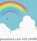 summer, cloud, clouds 40518498