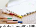 still life, sketchbook, sketchpad 40521086