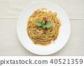 義大利 麵條 香腸 40521359