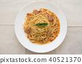 義大利 麵條 香腸 40521370