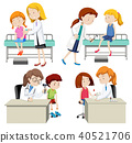 A Set of Doctor and Kid 40521706