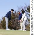 person, sex, golf 40523855