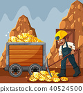 coin, cyber, mining 40524500