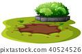 Mud Pond in the Garden 40524526