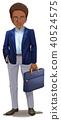 white, man, businessman 40524575