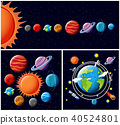 A Vector of Solar System 40524801