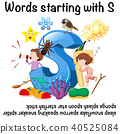 English words starting with S 40525084