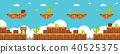 A Game Template Desert Scene 40525375