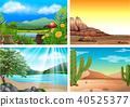 nature vector landscape 40525377