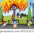 kid, small, student 40525413