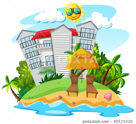 Building on the Beautiful Island 40525420