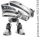 robot, machine, legs 40527830