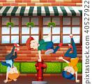Kids Street Dance scene 40527922