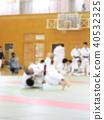 ภาพการแข่งขันยูโดโบคาชิ 40532325