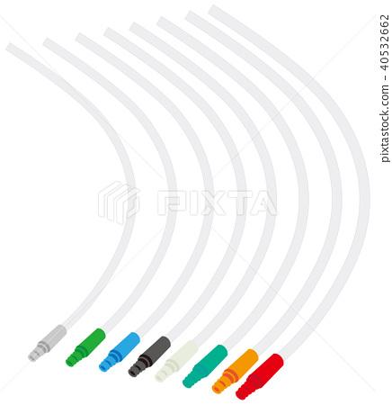 의료 기기 흡입 카테터 40532662