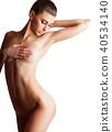 Woman's body 40534140