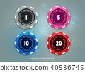 賭場 賭博 賭 40536745