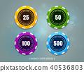 賭場 賭博 賭 40536803