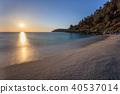 Marble beach (Saliara beach), Thassos, Greece 40537014