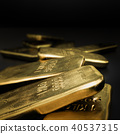 Gold Ingots, Commodities Market 40537315