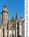 Cathedral of St. Elizabeth in Kosice, Slovakia. 40538301