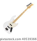 Electric Bass Guitar 40539366