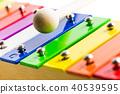 Xylophone Closeup Detail 40539595