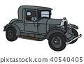 car vintage coupe 40540405