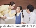 생활,가족,아빠,엄마,딸 40540935