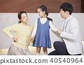 생활,가족,아빠,엄마,딸 40540964