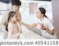 醫院,護士,爸爸,女兒 40541158