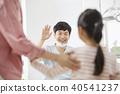 병원,의사,엄마,딸 40541237
