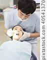 병원,의사,환자,소녀 40541370