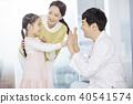 병원,의사,엄마,딸 40541574