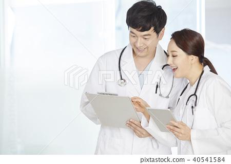 병원,의사 40541584