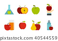 apple icon vector 40544559